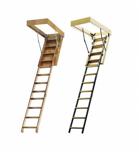 Комбинированная чердачная лестница ЧЛ-06