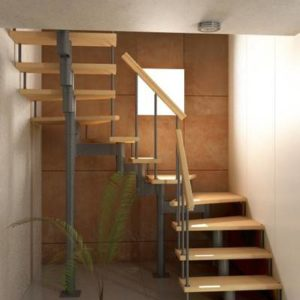 Модульная лестница Спринт, MOD-180-16