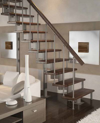 Модульная лестница Стандарт, MOD-00-16