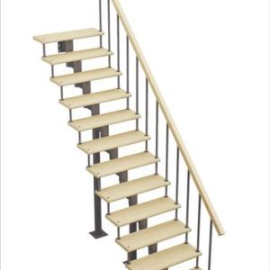 Модульная лестница Стандарт, MOD-00-18