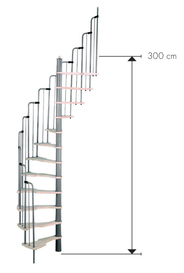 Винтовая лестница MINKA Metallica