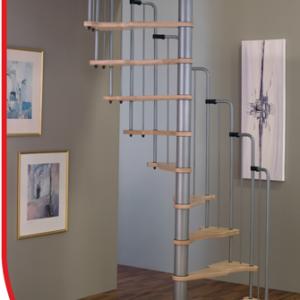 Винтовая лестница MINKA Metallica 140 x 70
