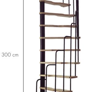 Винтовая лестница MINKA Suono 120 x 65