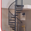 Винтовая лестница MINKA Rondo Color