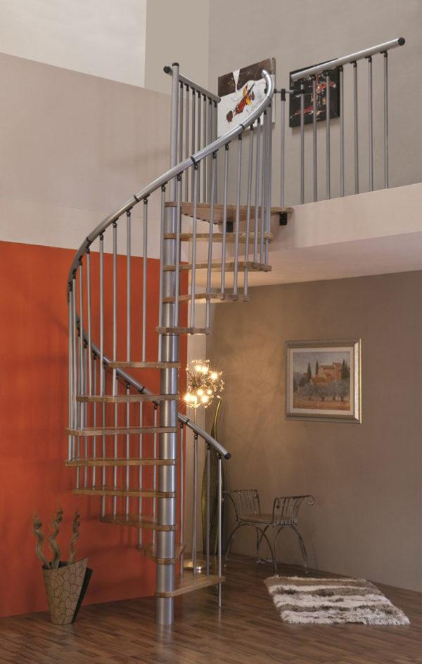 Винтовая лестница MINKA Spiral Effect