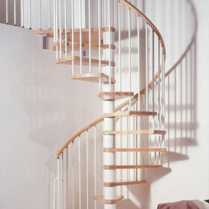 Винтовая лестница MINKA Spiral Effect 140, белый