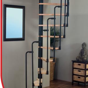 Винтовая лестница MINKA Suono 140 x 75