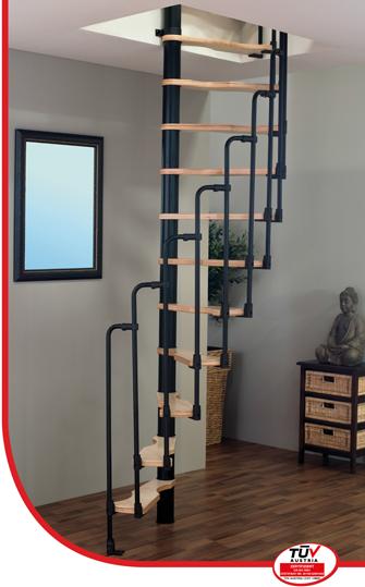 Винтовая лестница MINKA Suono
