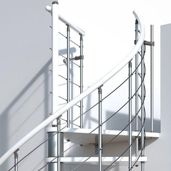 Винтовая лестница MINKA Venezia_02